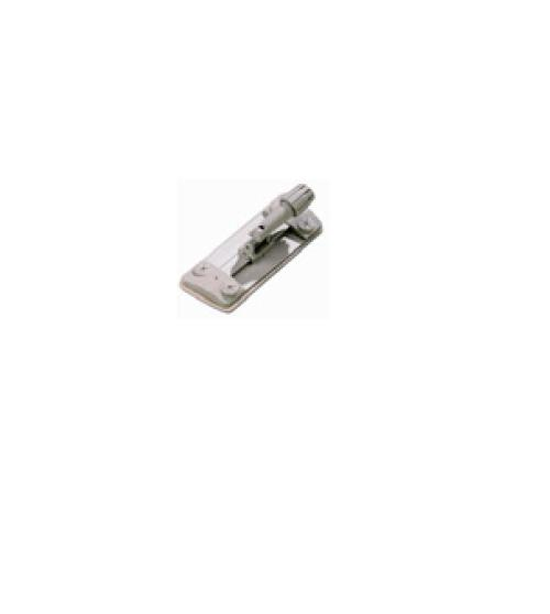 Telaio in Aluminio con Abrasivo per Panni Monouso