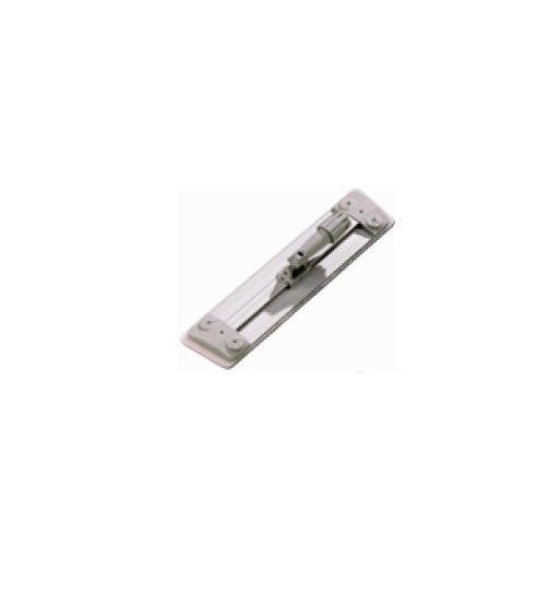 Telaio in Aluminio con Abrasivo per Panni