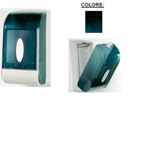 Dispenser Carta Igienica Interfogliata