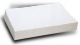 Tovaglietta monouso 30x40 Bianca eco I-0650