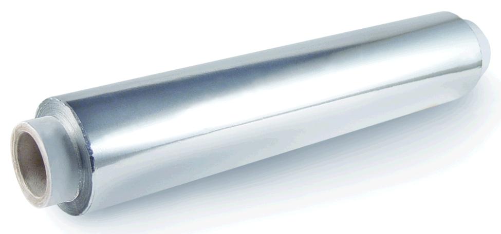 Alluminio in Rotolo per Alimenti mt.150 Ricambio
