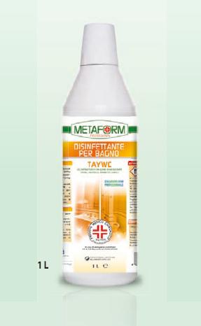 TAYWC PMC Disinfettante per bagno lt.1