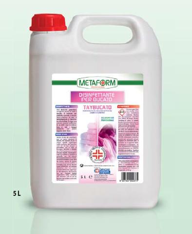 Detersivo Disinfettante Tay Bucato lt.5