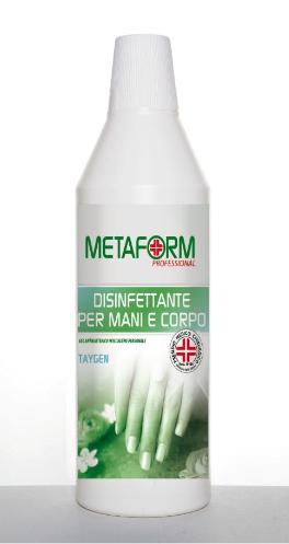 TAYGEN Detergente Disinfettante per l'Igiene Personale lt.1