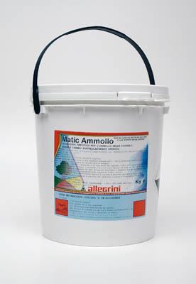 MATIC AMMOLLO Prodotto in Polvere Specifico per l'ammollo delle Stoviglie e Tazzine particolarmente Sporche 8kg