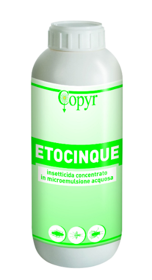 ETOCINQUE PMC Microemulsione acquosa per uso professionale 1LT - pz.6