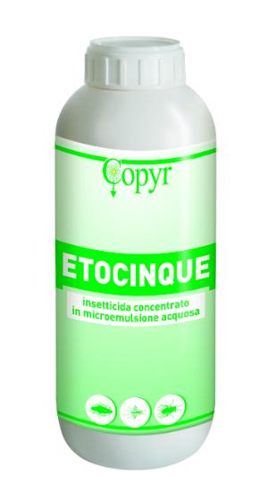 ETOCINQUE PMC Microemulsione acquosa per uso professionale 5LT - pz.4