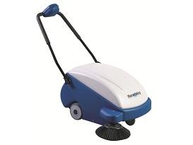 Spazzatrice Carper Sweeper 650 a Batteria