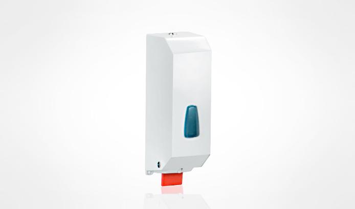 Dispenser Sapone Art. 542 Inox Laccato Bianco